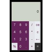 Calc, The Simple Calculator icon