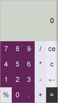 Calc, The Simple Calculator screenshot 1