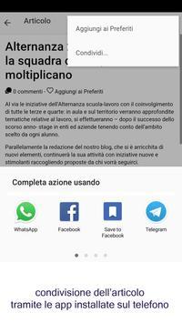 Alternanza2puntozero (versione obsoleta) screenshot 3
