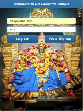 Sri Lakshmi Temple Ashland apk screenshot