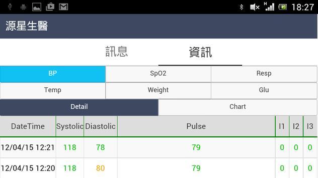 OSTAR 智慧量測系統 apk screenshot