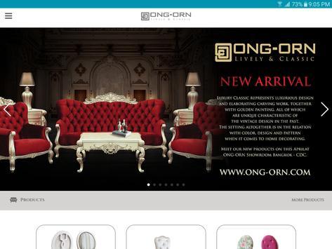 ONG-ORN apk screenshot