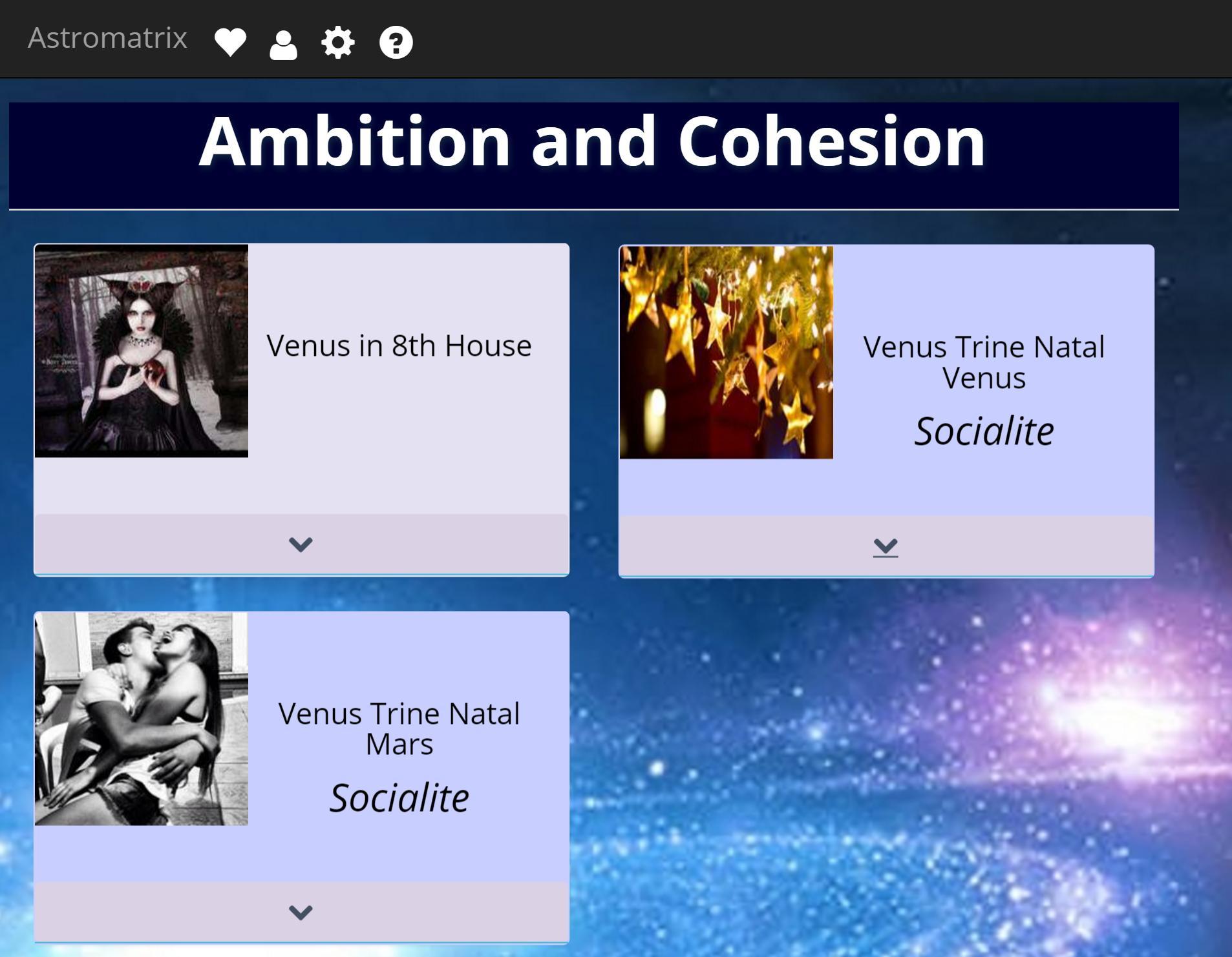Astromatrix Love Compatibility for Android - APK Download