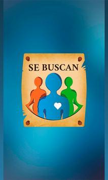 Se Buscan poster