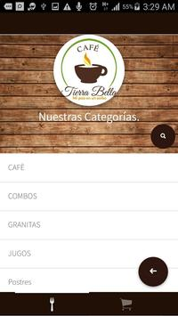 Cafe Tierra Bella screenshot 3