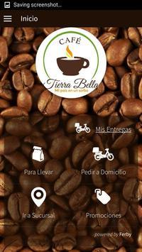 Cafe Tierra Bella poster