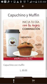 Cafe Tierra Bella screenshot 1