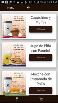 Cafe Tierra Bella screenshot 2