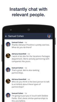 Caliber: Professional network apk screenshot