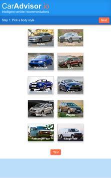 Car Advisor apk screenshot