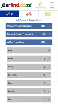 Carfind.co.za - Cars for Sale screenshot 5
