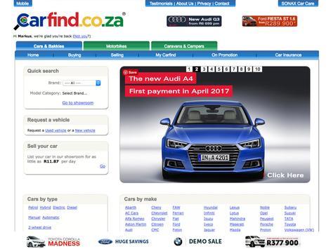 Carfind.co.za - Cars for Sale screenshot 6