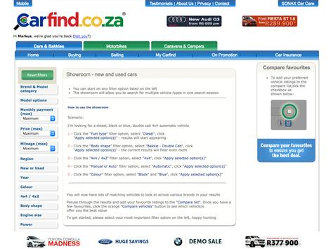 Carfind.co.za - Cars for Sale screenshot 7