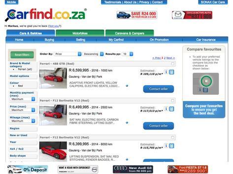 Carfind.co.za - Cars for Sale screenshot 13