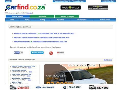 Carfind.co.za - Cars for Sale screenshot 10