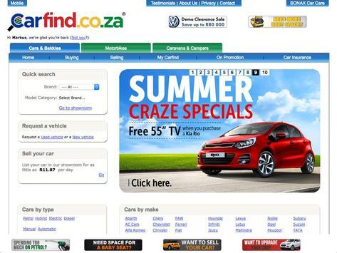 Carfind.co.za - Cars for Sale screenshot 11