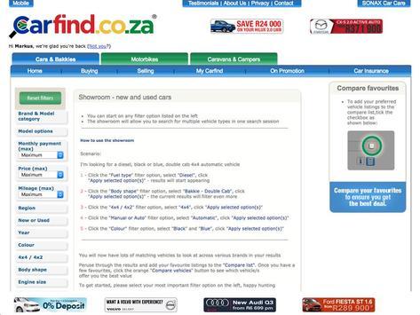 Carfind.co.za - Cars for Sale screenshot 12