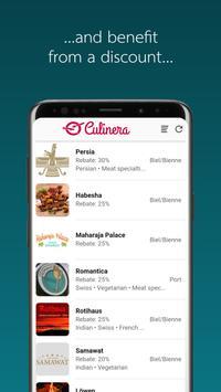 culinera.io - The Restaurant App screenshot 1