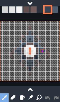 Novix Pixel Editor Poster