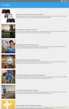 Technica Football screenshot 5