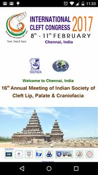 Cleft 2017 poster