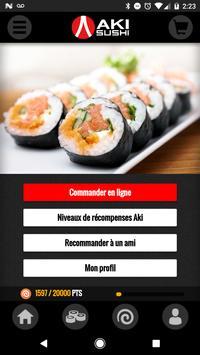 Aki Sushi poster