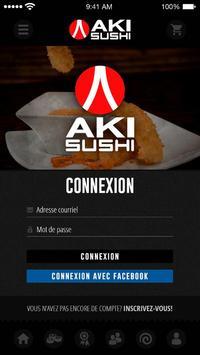 Aki Sushi apk screenshot