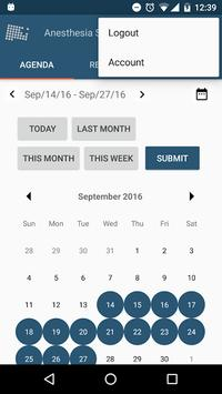 Anesthesia Scheduler screenshot 1