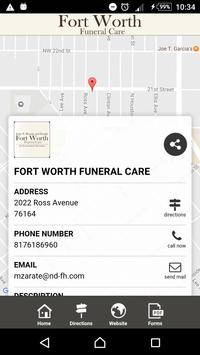 Fort Worth Funeral Care poster