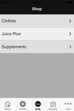 Fenton Fitness apk screenshot