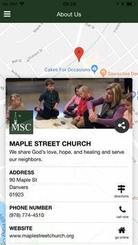 Maple Street Church screenshot 1