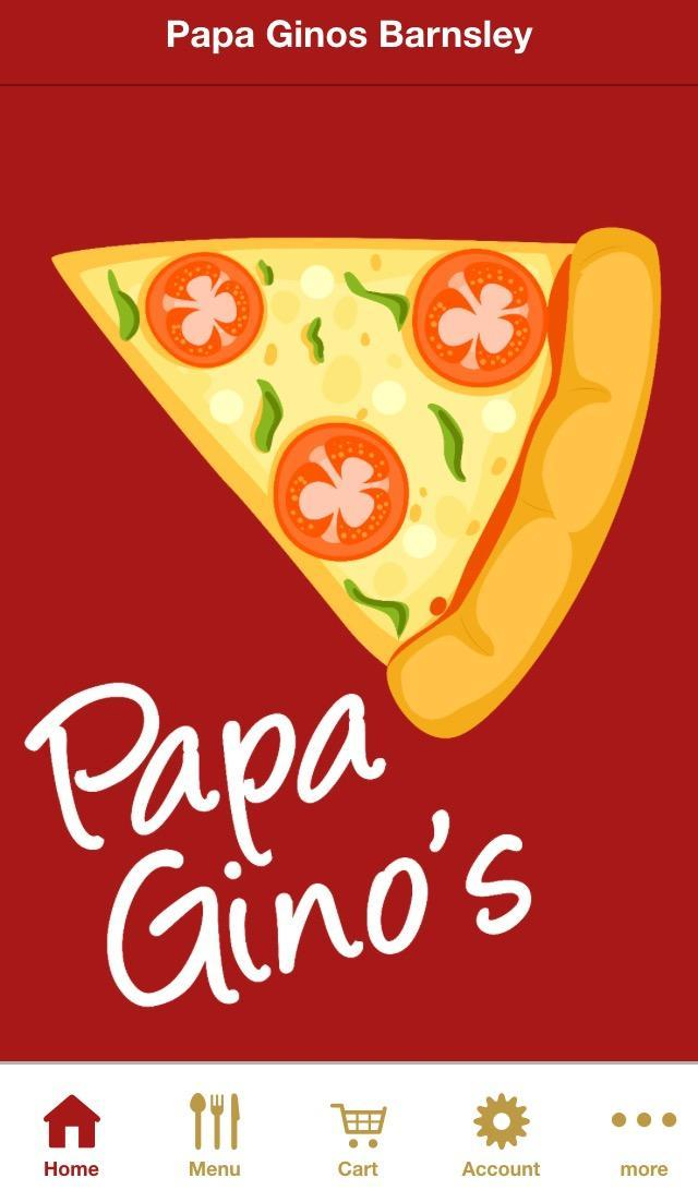Papa Gino S Barnsley For Android Apk Download The official pizza of life's moments in new england. apkpure com