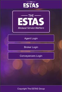 The ESTAS poster