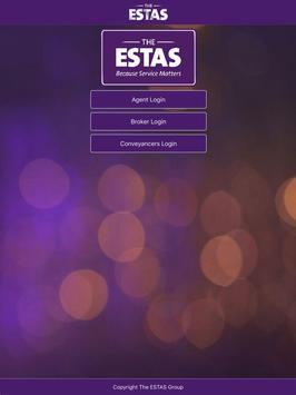 The ESTAS screenshot 2