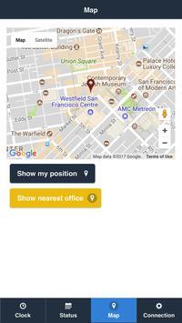 Timeflex App En screenshot 2