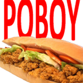 Po-Boy Finder icon