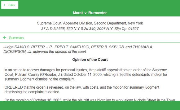 NYS Animal Law apk screenshot