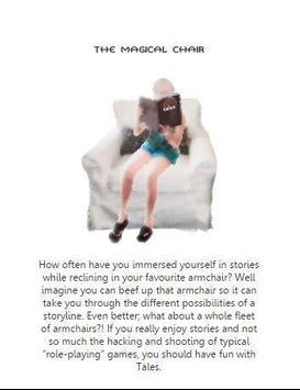 Tales - the magical chair apk screenshot