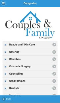 Couples and Family Online poster