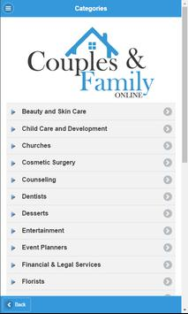 Couples and Family Online apk screenshot