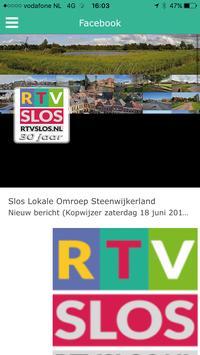 RTV Slos Steenwijkerland poster