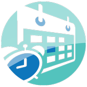 Oh Shift Calendar Organizer icon