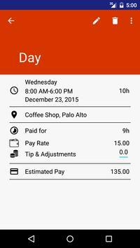 Oh Shift Calendar Organizer apk screenshot