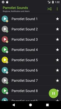 Appp.io - Parrotlet Sounds screenshot 1