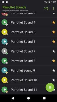 Appp.io - Parrotlet Sounds screenshot 2