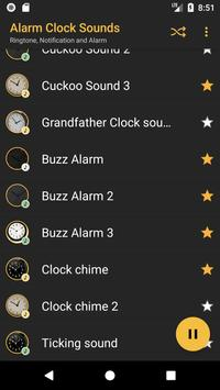 Appp.io - Alarm Clock Sounds screenshot 2