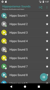 Appp.io - Hippo sounds screenshot 1