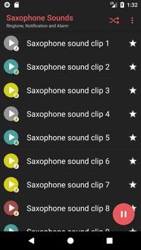 Appp.io - Saxophone sounds poster