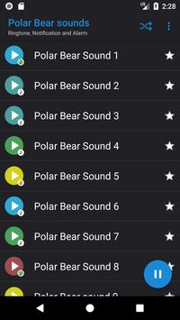 Appp.io - Polar Bear sounds apk screenshot