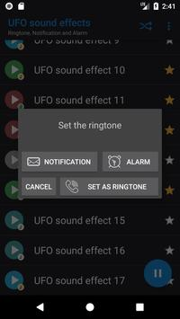 Appp.io - UFO sounds screenshot 3